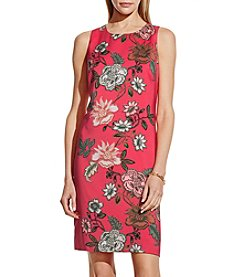 Vince Camuto® Sleeveless Floral Portrait Dress