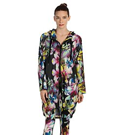 Karen Kane® Tropical Paradise Long Jacket