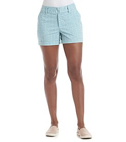 Le Tigre Patterned Shorts