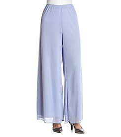 Alex Evenings® Chiffon Full Leg Pants