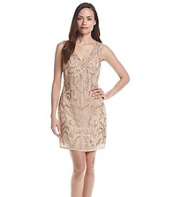 Adrianna Papell® Beaded Shift Dress