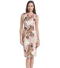 Adrianna Papell® Floral Sheath Dress