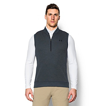 Under Armour® Men's Storm Sweaterfleece Quarter Zip Vest