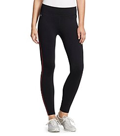 Lauren Active® Stretch Jersey Active Leggings