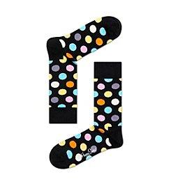 Happy Socks® Men's Big Dot Patterned Socks