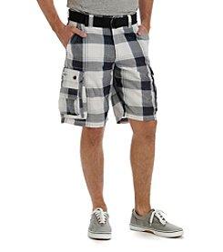Lee® Men's Miller Plaid Shorts