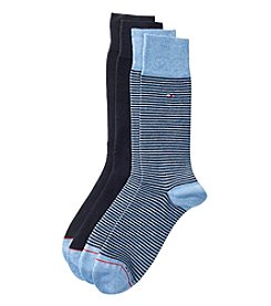 Tommy Hilfiger® Men's 2-Pack Striped Socks