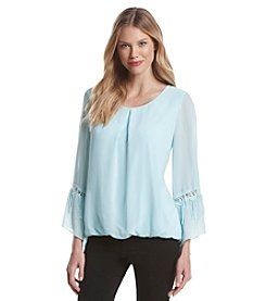 AGB® Flowy Fringe Trim Top