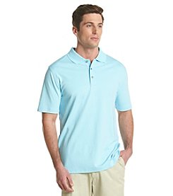 Kenneth Roberts Platinum® Men's Pima Solid Short Sleeve Polo