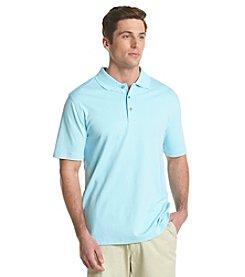 Kenneth Roberts Platinum® Men's Pima Solid Short Sleeve Polo