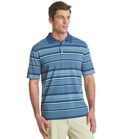 Kenneth Roberts® Men's Pima Multi Stripe Polo