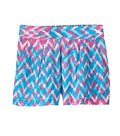 Jessica Simpson Girls' 7-16 Zigzag Printed Nile Shorts