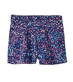 Jessica Simpson Girls' 7-16 Printed Crinkle Nile Shorts