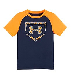 Under Armour® Boys' 2T-7 Short Sleeve Homerun Tee