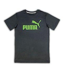 PUMA® Boys' 8-20 Short Sleeve Core Tee