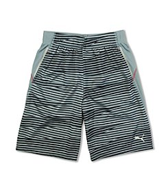 PUMA® Boys' 8-20 Mix Print Shorts