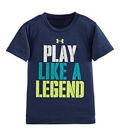 Under Armour® Boys' 2T-7 Short Sleeve Play Like A Legend Tee