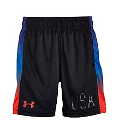 Under Armour® Boys' 2T-7 Country Pride Shorts