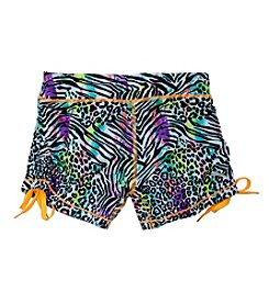 PUMA® Girls' 7-16 Kitty Cat Printed Biker Shorts