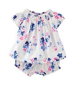 OshKosh B'Gosh® Baby Girls' Floral Printed Babydoll Set