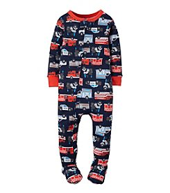 Carter's® Boys' 12M-4T Fire Truck Sleeper