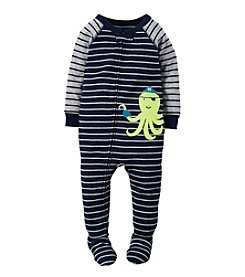 Carter's® Boys' 12M-4T Striped Pirate Octopus Sleeper