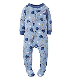 Carter's® Boys' 2T-7 Baseball Print Sleeper