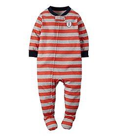 Carter's® Boys' 12M-4T Striped Baseball Sleeper