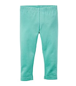 Carter's® Girls' 4-6X Solid Capri Leggings