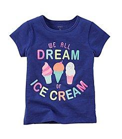 Carter's® Girls' 2T-6X Dream Of Ice Cream Printed Tee