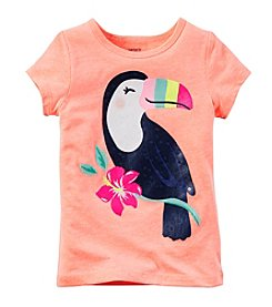 Carter's® Girls' 2T-6X Tucan Printed Tee