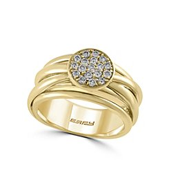 Effy® .30 ct. tw. Diamond Ring In 14K Yellow Gold