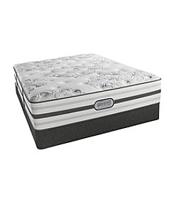 Beautyrest® Platinum™ Palo Alta Plush Mattress & Box Spring or Adjustable Base Set