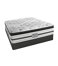 Beautyrest® Platinum™ San Diego Plush Pillow-Top Mattress & Box Spring or Adjustable Base Set