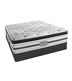 Beautyrest® Platinum™ San Diego Firm PillowTop Twin Mattress & Box Spring Set