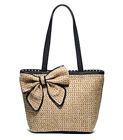 GAL Straw Bow Tote