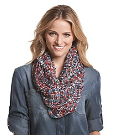 Free Spirit™ Spacedye Confetti Lurex Loop Scarf