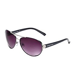Circus by Sam Edelman ™ Metal Cupped Aviator Sunglasses