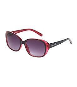 Circus by Sam Edelman™ Small Plastic Rectangle Sunglasses