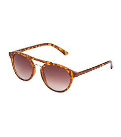 Circus by Sam Edelman™ Small Plastic Brow Bar Aviator Sunglasses