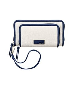Nine West® Suit Reboot Duo Zip Wristlet