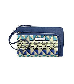 Nine West® Table Treasures Double Zip Wristlet