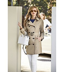 MICHAEL Michael Kors Trench Look