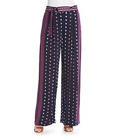 Jessica Simpson Printed Soft Pants