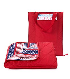 LivingQuarters All Weather Americana Blanket
