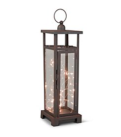Gerson Brown String Lantern