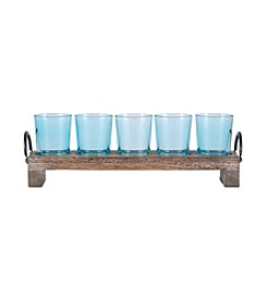 The Pomeroy Collection Five Tealight Candle Tray