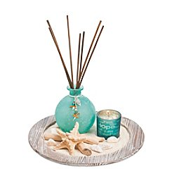 The Pomeroy Collection Costal Beach Fragrance Diffuser Set