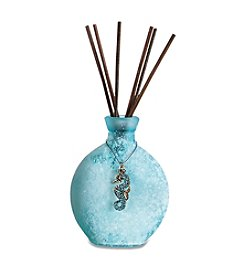 San Miguel Tierra Glass Fragrance Diffuser With Seahorse Jewelry