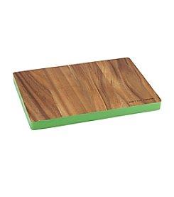 kate spade new york® All In Good Taste Rectanglur Cutting Board